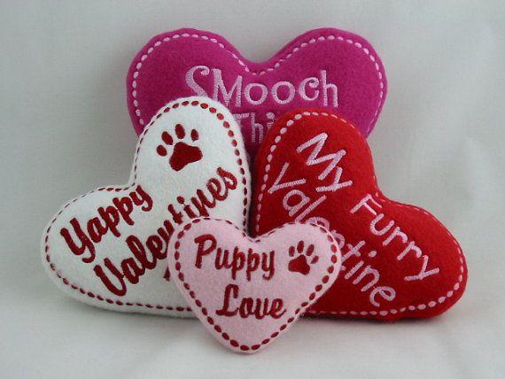 Dog Valentine Toys : Best images about valentine s pets on pinterest