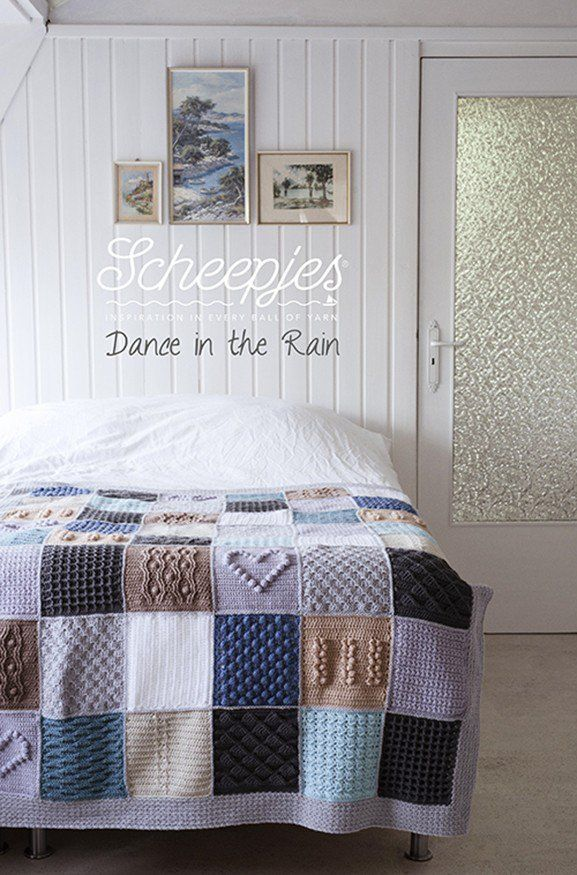 Scheepjes Colour Crafter Basic Last Dance in the Rain CAL Colour Pack | Last Dance On The Beach By Marinke Slump & Friends | Deramores