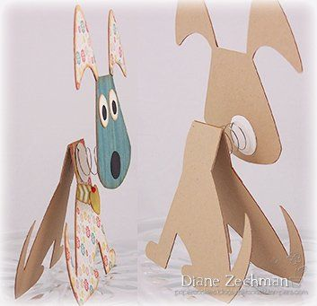 Sizzix Die Cutting Inspiration and Tips: Die Cutting Inspiration: I Spy Saturday 11/24