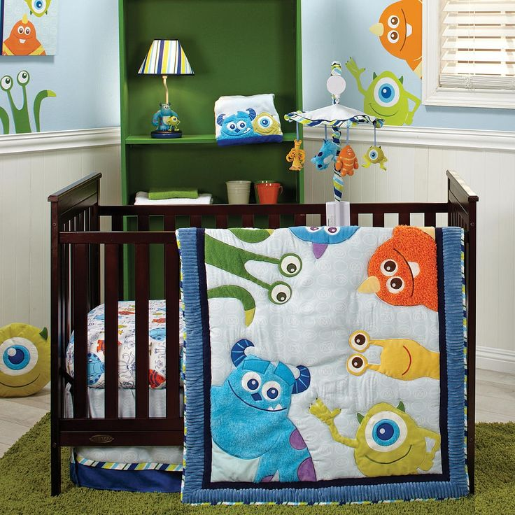 Baby Boy Comforter Sets For Cribs