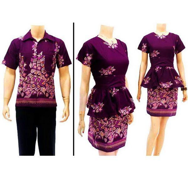 Sarimbit Dress Batik Solo KODE : SD 2760 ORDER Call : 085-959-844-222 ...