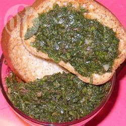 Anchovy Spread @ allrecipes.com.au
