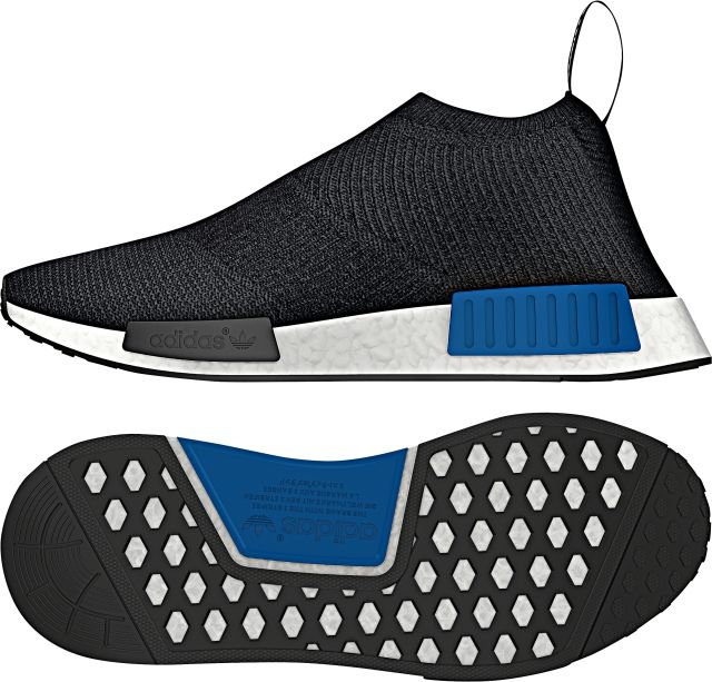 Adidas NMD City Sock PK White/Grey