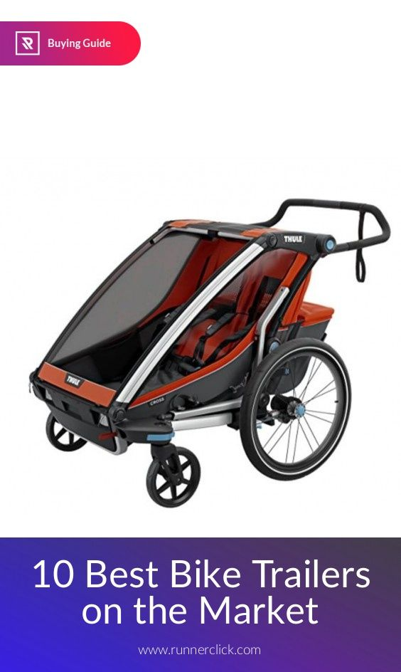 10 Best Bike Trailers Reviewed & Fully Compared