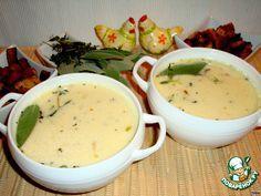 Чесночный   суп ингредиенты