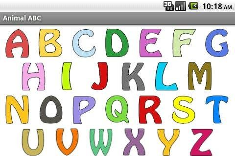 alphabets for kids | Tags: Kids Animal ABC Alphabet sound android android apps