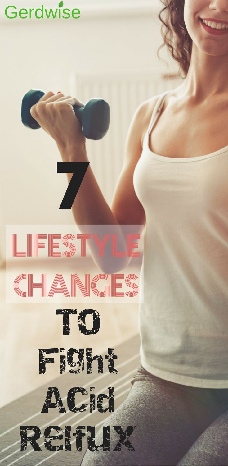 7 Lifestyle Changes to Fight Acid Reflux | Acid Reflux and GERD Remedies | Acid Reflux Relief | Acid Reflux at Night