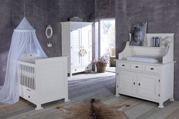 Babykamer van de maand: stijlvol landelijk - Blog | Babypark