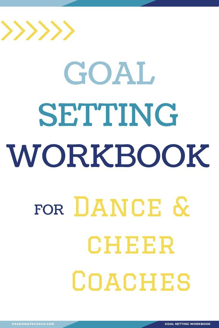 How To Crush Your Goal Setting This Season For Massive Growth Passionate Coach Cheerleading Coaching Dance Coach Cheer Coaches