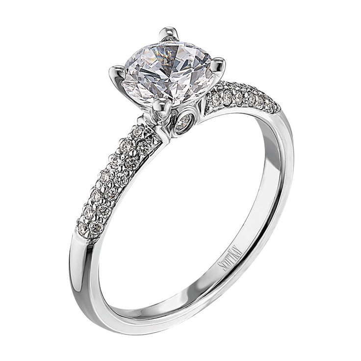 Scott Kay Radiance Round Diamond Pave Platinum Semi: 57 Best Remake Ring Ideas Images On Pinterest