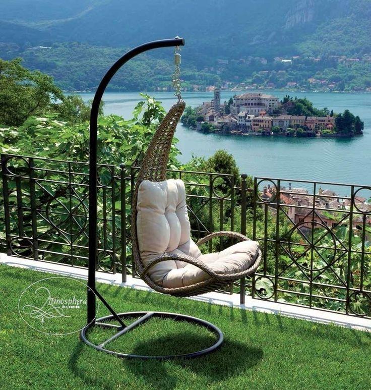 Sedia a dondolo per giardino tz72 regardsdefemmes for Imitazione poltrone design