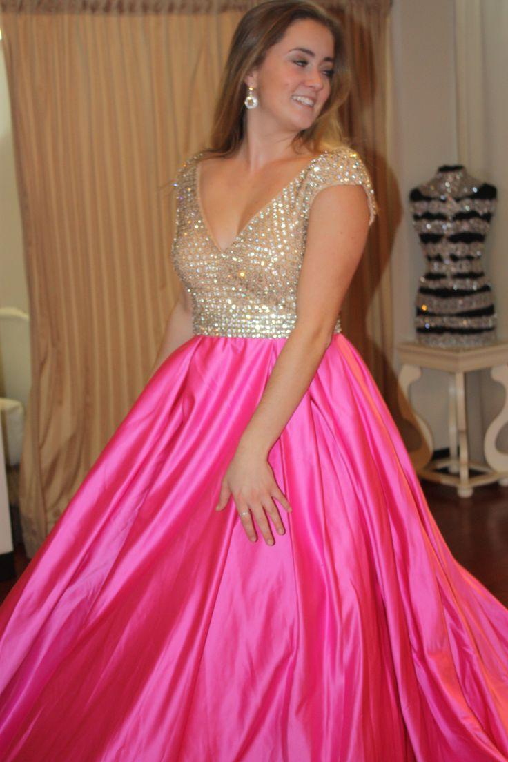 71 best Prom Dresses images on Pinterest | Ball dresses, Ball gowns ...