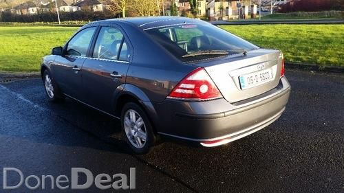 Ford Mondeo Ghia TDCi 130 - High Spec - LOW Miles.