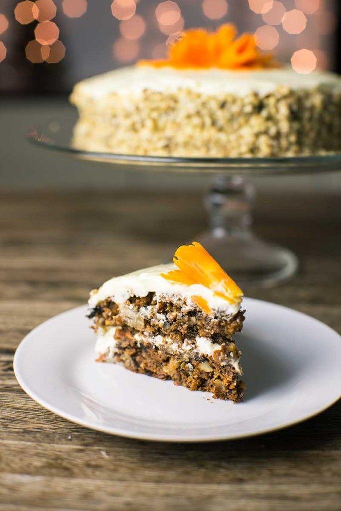 Carrot Cake recipe. Try my best carrot cake.
