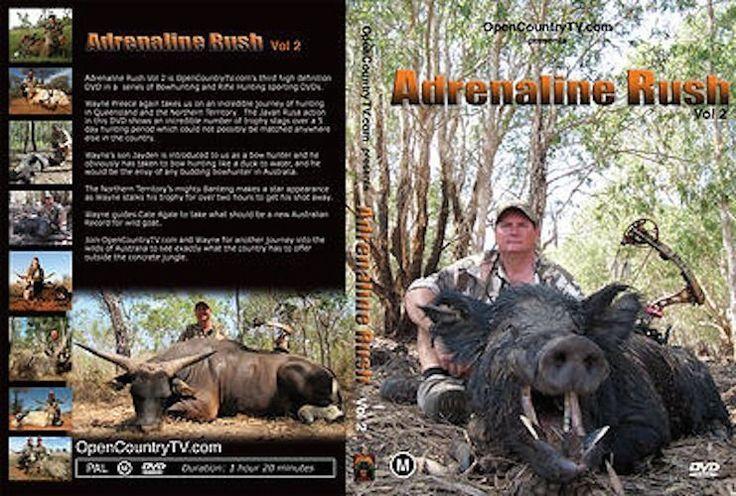 Adrenaline Rush VOL 2 - DVD!