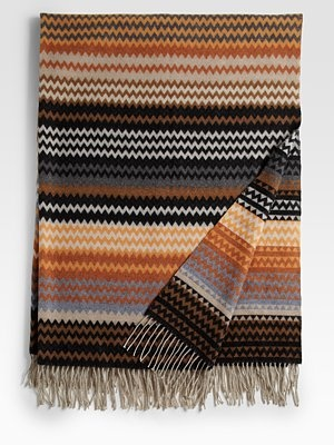 Missoni Home Humbert Throw. Missoni everything please