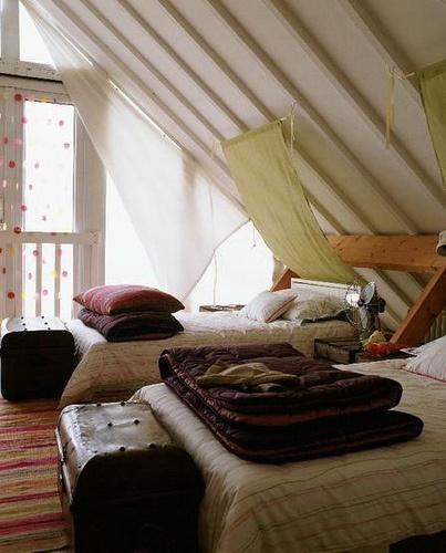 154 best Ketsch images on Pinterest Attic spaces, Attic conversion - schlafzimmer mit schrge einrichten