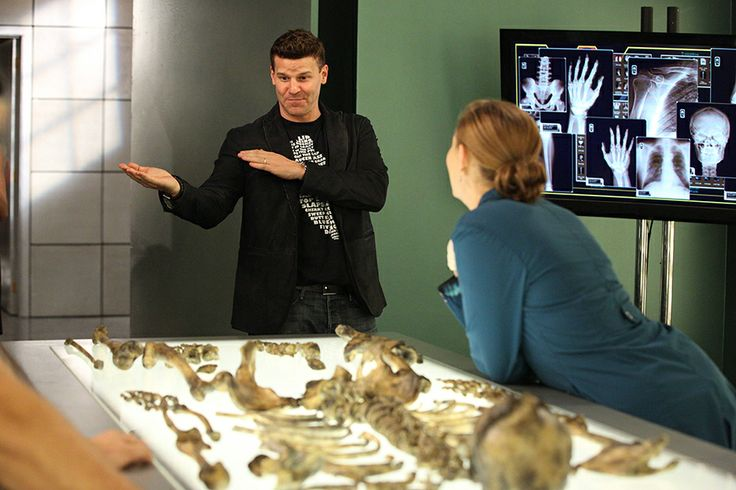 David directs Emily in Bones season 9 finale.