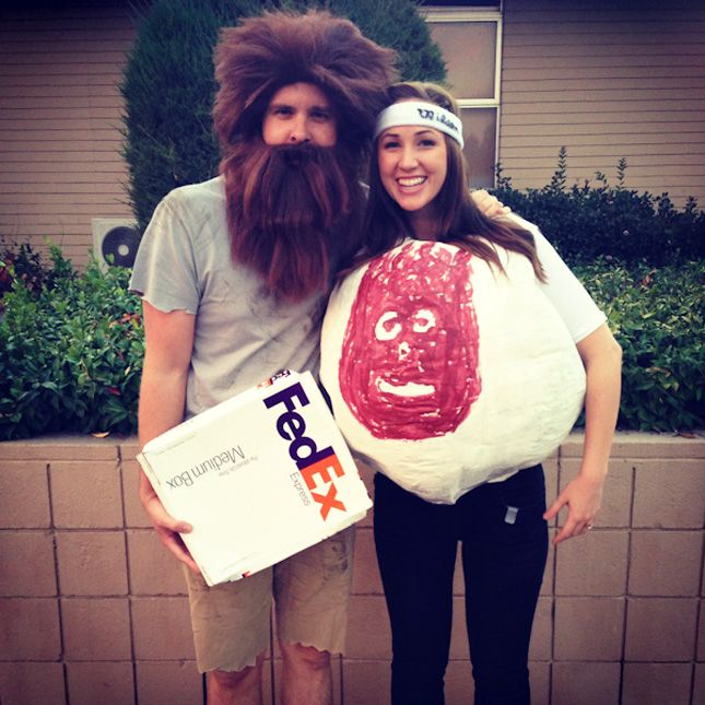 114 creative diy couples costumes for halloween via brit co - Pregnant Halloween Couples Costumes
