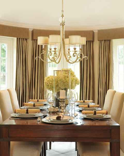 Gorgeous Dining Room By TO Candice Olson