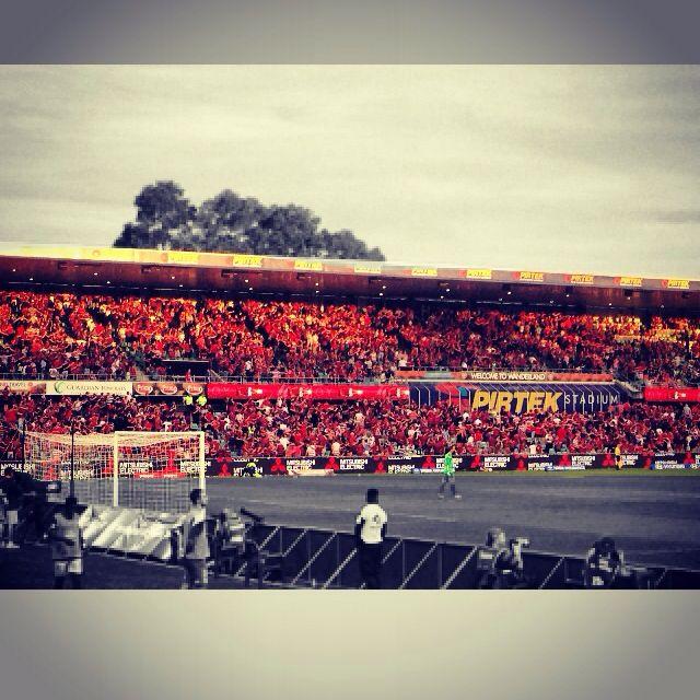 Parramatta stadium - home of the Western Sydney Wanderers