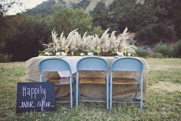 outdoor summer receptions