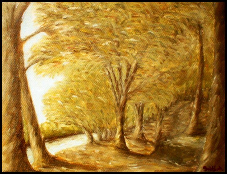 Forestal Souvenir by Angela Sütő
