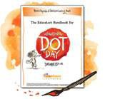 Free Dot Day Guide by Peter H. Reynolds with International Dot Day Sign Up!