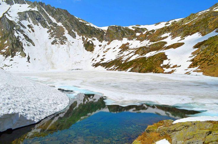 dino_x posted a photo:  Lago Superiore , 2128 m