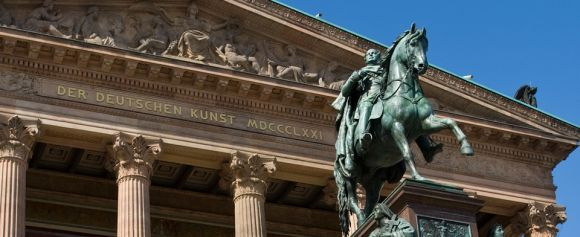Berlin - Alte Nationalgalerie (Old National Gallery) - visitBerlin.de EN