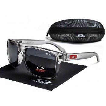 cheap oakley holbrook sunglasses fdva  Cheap Oakley Holbrook Sunglasses crystal grey frames black lens  See more  about oakley, sunglasses