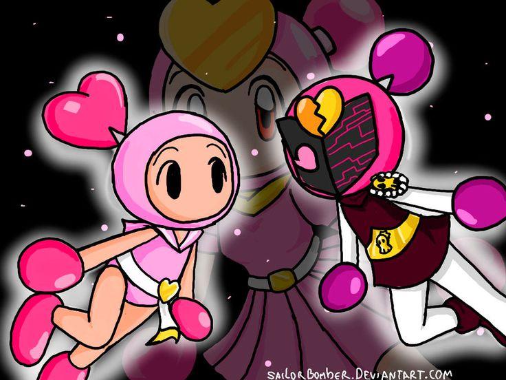 Pinkbon PrettyBomber R by SailorBomber