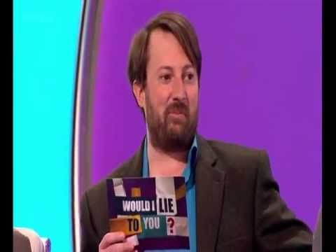 ▶ ''Would I Lie to You?'' - Lee Mack Owes David Mitchell a Pen - YouTube