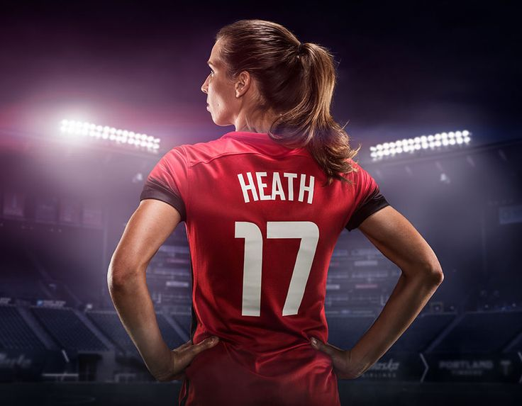 Tobin Heath || Six Star Pro Nutrition athlete
