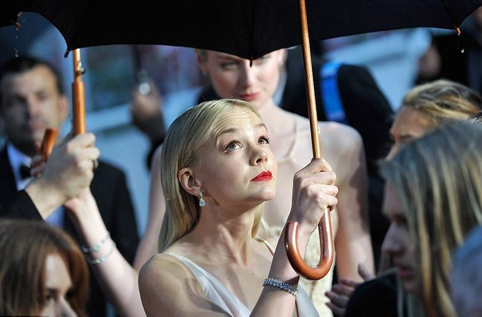 The Great Gatsby Star Carey Mulligan in Cannes 2013