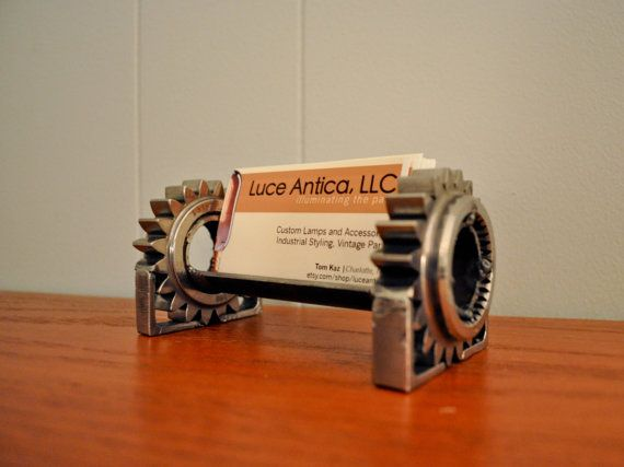 Design Business Card Holder Made From By Luceantica 37 99