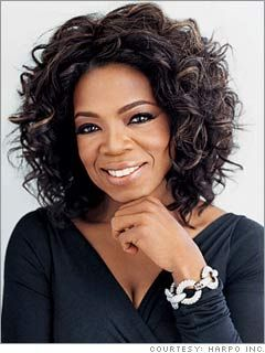 Oprah=success!!