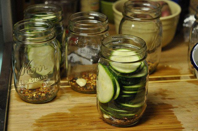 Six Ways to Preserve Zucchini   Food in Jars