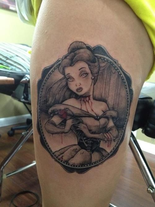 47 best images about beauty and the beast on pinterest for Tattoo places in ct