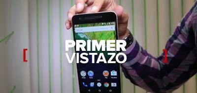 Un Vistazo al nuevo Nexus 6P uno de los celulares más elegantes de Google   El Nexus 6P es un celular atractivo con cuerpo metálico lector de huellas digitales y puerto USB Tipo C. Junto con su hermano el Nexus 5X será el primero en ejecutar Android 6.0 Marshmallow.  Nexus Nexus 5X Nexus 6P smartphones tecnologíar