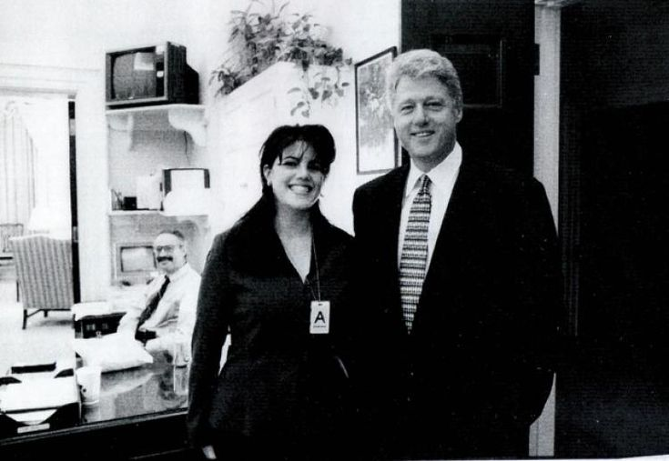 In 1998, America was rocked by the Lewinsky Scandal.  President Bill Clinton was accused of having sexual relations with White House intern Monica Lewinsky. The 25 year-old brunette grabbed everybody's attention as the sordid details were aired in the media during her testimony in court and to Congress. But who was she before the scandal