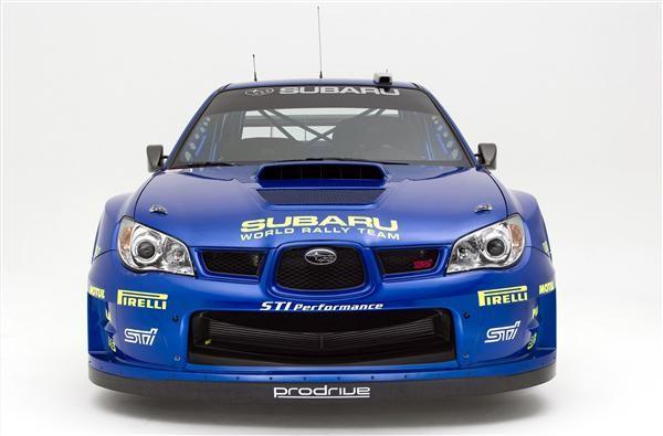 Subaru Impreza STI WRC 2006