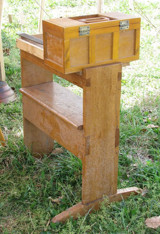 The Village Carpenter Have Bench Will Travel Wood