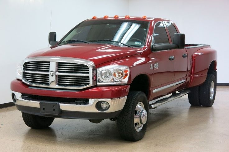 2009 Dodge Ram 3500 SLT $34,950 With a mighty 6.7L inline six, this 3500 Dodge has enough power to probably pull down with ease a small house! 2009 with only 46,349 miles and cold A/C! can't get a better deal! #Dodge #Cummins #Diesel #truck #arlington #turbo #boss
