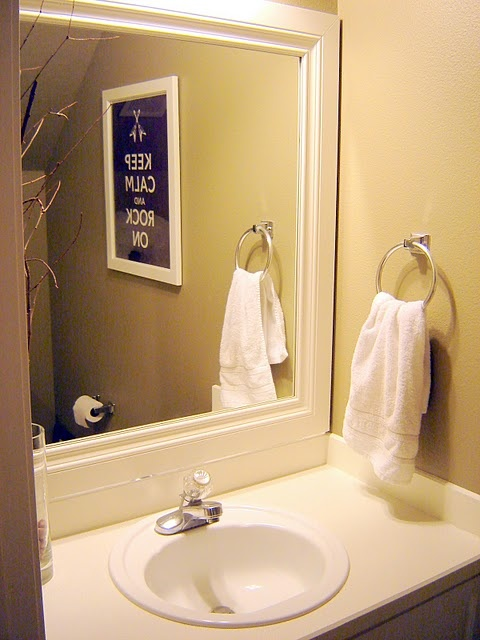 123 best Diy Mirror images on Pinterest | Home ideas, Creative ideas ...