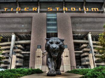 Tiger Stadium  Picture at LSU Tiger Photos