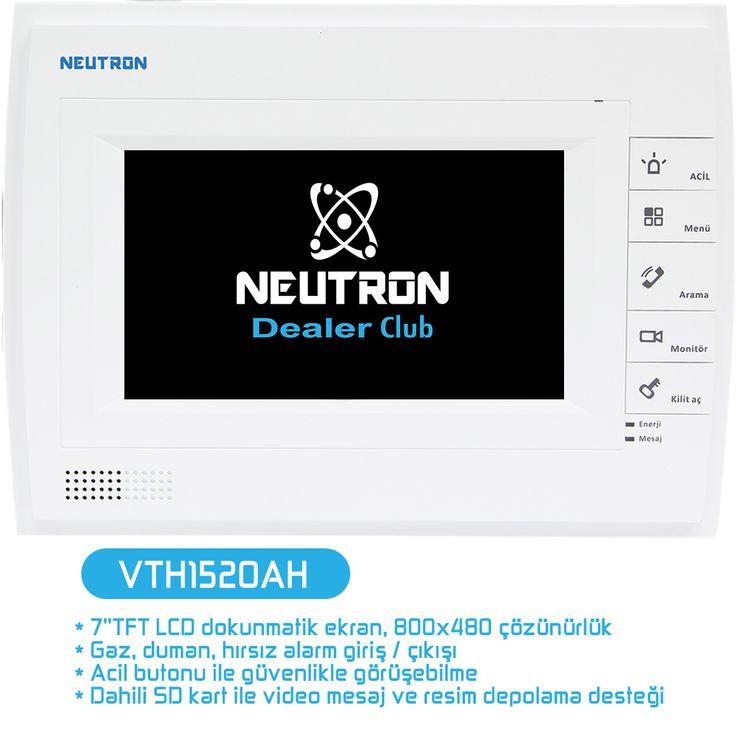 Neutron IP Görüntülü Diafon Sistemleri