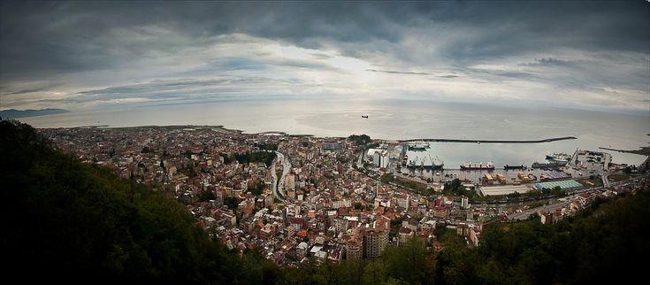 Τραπεζούντα (Trabzon) - Panoromik Trabzon