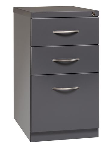 Arch Pull Pedestals Metal File Cabinets For Paper Storage Office Filing Cabinet