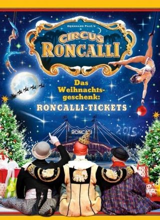 News - Circus Roncalli - Time is Honey